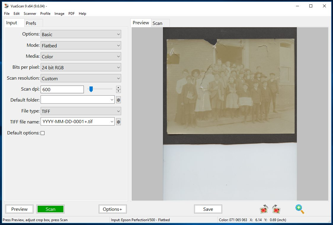 How to Scan Old Photographs | The Photo Restoration Center Blog