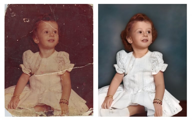 How Much Does Photo Restoration Cost